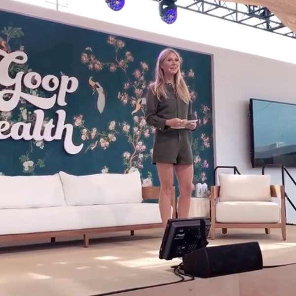 Gwyneth Paltrow, In Goop Health Summit LA